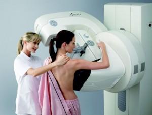 Mammographie pour le sein