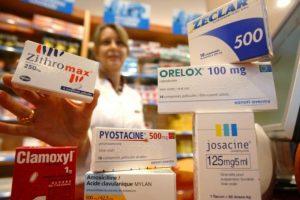 Les progrès immenses des antibiotiques