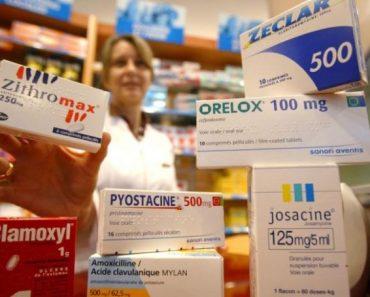 Des antibiotiques